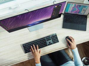 Gudide til valg af computerskærm