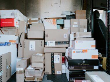 Med lagerstyring kan du nemt holde styr på dit lager.