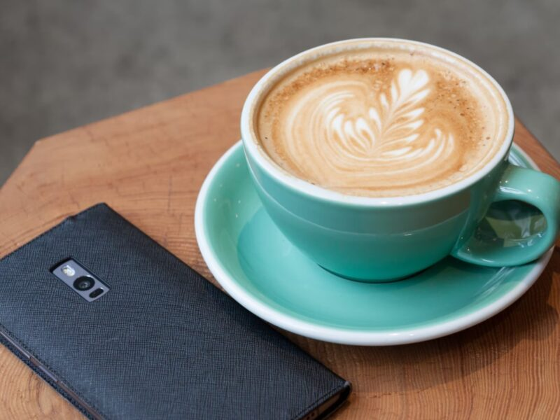Kobl din kaffemaskine til din smartphone